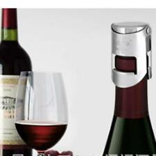 Practical Stainless Steel Champagne Stopper Sparkling Wine Bottle Plug Sealer Q