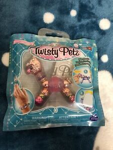 E186 Twisty Petz Girls Bracelet And Figure Toy Animal Alpaca / Llama Series 3
