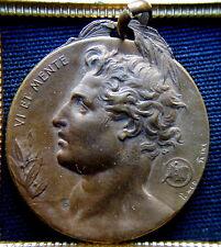 1911 medaglia bronzo TOURING CLUB ITALIANO 100 mila soci