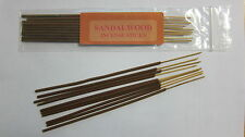 INCENSE STICKS SANDALWOOD EXCLUSIVE SCENT HIGH QUALITY 15G PACKS AGARBATI DHOOP