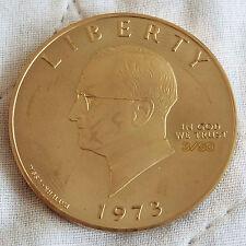 Harry Truman S 1973 prova in lega d'oro Modello PE interprétation DOLLAR-CONIO 50