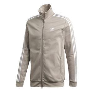 ADIDAS ORIGINALS Mens Beckenbauer Retro GENUINE Track Jacket Sport Top XS S M L