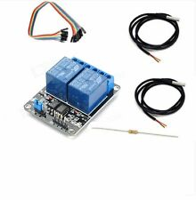 Raspberry Pi Kit | Relay | Temperature Probe | Dupont Cable | Resistor