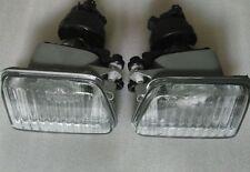 Pair Front Left Right Fog Light Lamp for VW GOLF II JETTA MK2 1985-1992