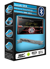 Suzuki Sx4 CD player, Pioneer car stereo AUX USB in, Bluetooth Handsfree kit