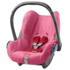 Maxi Cosi Cabriofix Summer Cover - Pink *WAS £35.99* *NOW £14.99* SAVE £21.00