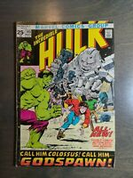 Incredible Hulk (1971) #145  VG Marvel Comics
