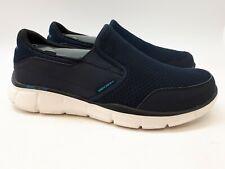 Sketchers Men's Shoe: Memory Foam Equalizer | Navy | Size 11 (SH49)
