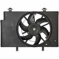New Depo Radiator Cooling Fan Assembly For 11-17 Ford Fiesta BE8Z8C607B 622500