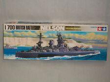 Tamiya 1/700 scale British Battleship Nelson