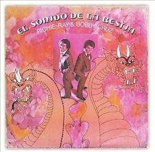 cd FANIA Richie Ray & Bobby Cruz EL SONIDO DE LA BESTIA Juan en la ciudad II Imp