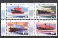 Russia 2009 Ships/Icebreakers/Arctic 4v set (n24110)