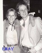 Cheryl Ladd David Ladd VINTAGE Photo circa 1979 candid
