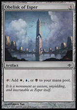 4x Obelisk of Esper Shards of Alara MtG Magic Artifact Common 4 x4 Card Cards