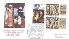 Nigeria 1982 Jan Paweł II papież John Paul pope papa papst (82/2)