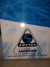 Jackson Ultima Softec Elite St3502 Men's Black IceSkates W/ Ultima Mark Iv Blade
