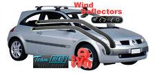 RENAULT MEGANE II  3.doors  11/2002 -    2.pc Wind deflectors  HEKO  27147