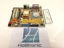 ASUS P5KPL-CM MicroATX Motherboard E5200 2.50GHz CPU + I/O Shield