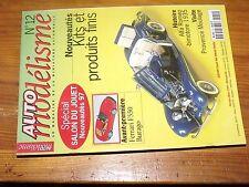$$$ Revue Auto modelisme N°12 Ferrari F550Alfa Romeo bimotore 1935911 GT1
