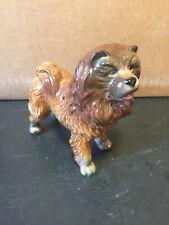 GOEBEL Chow Dog Figurine TMK6 HUMMEL Puppy GERMANY MINT