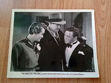 THE MALTESE FALCON - scarce vintage US 8x10 #46 HUMPHREY BOGART John Huston