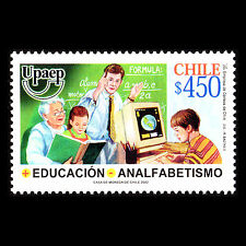 Chile 2002 - America - Education and Literacy Campaign UPAEP - Sc 1402 MNH