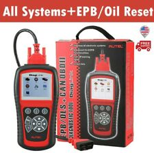 Autel Diaglink All Systems Diagnostic Scanner Obdii Oil Epb Reset Service Tool