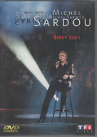 Michel Sardou Bercy 2001 DVD