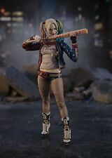 Hot Toys Suicide Squad Harley Quinn Bandai Collectible Action Figure New!