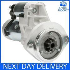Se adapta a Nissan Cabstar MKIII/Trade 3.0 TD/TDiC Diesel 1993-2002 Motor De Arranque Nuevo