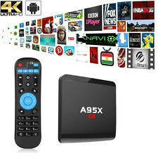 A95X R1 1+8GB Rockchip RK3229 Android TV Box Quad Core WiFi Media US PLUG