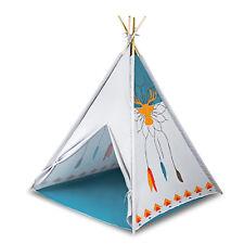 Kinderzelt Tipi Spielzelt Indianer Indianerzelt Kinderzimmer Wigwam Zelt