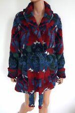 $998 POLO RALPH LAUREN Southwestern Indian BEACON Print Wool Cashmere Cardigan L