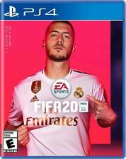 FIFA 20 Standard Edition PS4 (Sony PlayStation 4, 2019) Brand New - Region Free