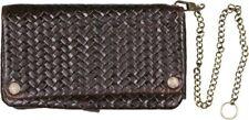 KAVATZA Woven Havana 3 in 1: Portemonnaie, Handy- und Tabaktasche 16 cm breit