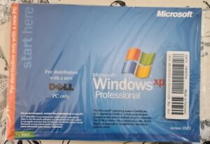 Windows XP Pro with SP2 for Dell PC
