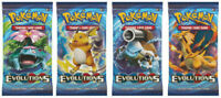 XY Evolutions Booster Pack - New Sealed, Pokemon TCG