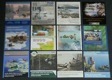 New ListingCanada 1998-2011 Duck Conservation stamp booklets unused Nh face value Can$119
