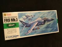 Hasegawa 1:72 Sea Harrier Frs Mk.I Carrier-Based Fighter Model Kit #00235