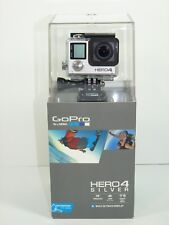 GoPro Hero4 Silver Edition Sports Action Camera Camcorder CHDHY-401-CA