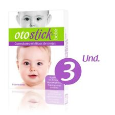 PACK 3x OTOSTICK baby EAR CORRECTOR 8 UDS SINCE 3 MONTHS OLD