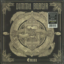 DIMMU BORGIR - Eonian 2 x LP - Beer Splatter Colored Vinyl Album - SEALED Record