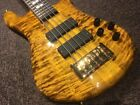 *NEW* Spector Euro 5 LT Tiger Eye Active Bass 5 String Weight Relief Bartolini for sale