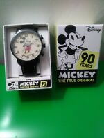 Rare Disney Watch Mickey Mouse True Original 90 Year Birthday Anniversary NIB FS