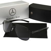 2019 New Men Driving Brand Glasses Polarized Sunglasses Luxury Aviator Brand Box