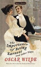 The Importance of Being Earnest and Other Plays by Oscar Wilde (2012 PB) 5205