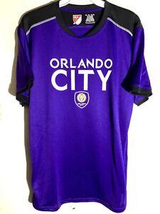 Adidas MLS Jersey Orlando  Orlando City  Team Purple sz M