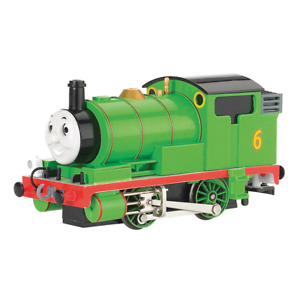 Bachmann 58742BE OO Gauge Percy the small engine (With moving eyes)