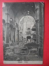 LONGWY  :  L'Eglise.......VO.1914.