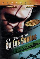 Escape de los Santos (DVD, 2007, Brand New, Espanol w/ English Subtitles)